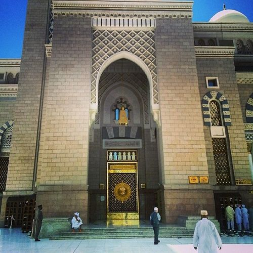 Travel Traveling ISLAM♥ Hello World Islam Islamic Architecture Quran Masjidil Nabawi Madinah Masjed Alrasoul Pray Time Prayers