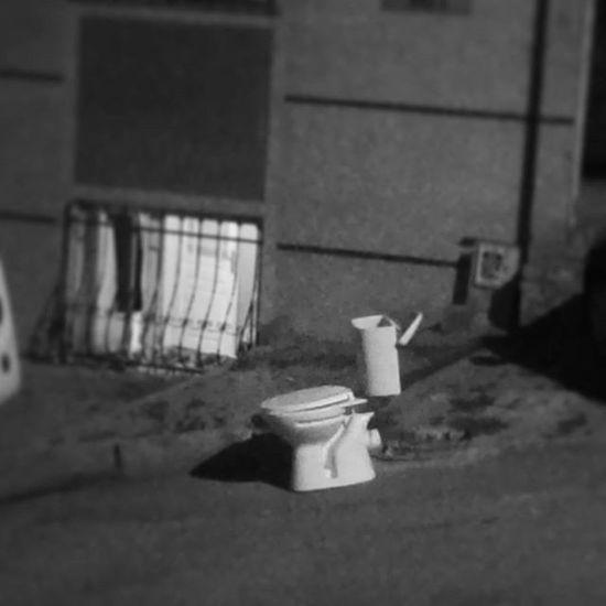 Piyangonun ne zaman vuracağı bilinmez, Gaziosmanpasa belediyesi her zaman hizmetinizde.. Istanbul Tuvalet Alafranga Klozet JACKASS