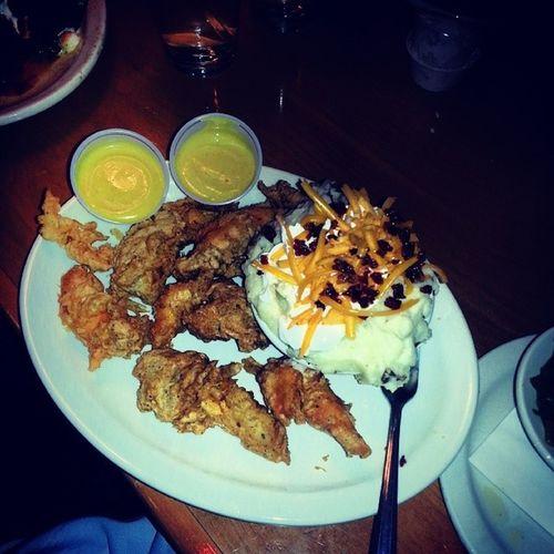 Texas Road House > Chicken Loadedpotato Honeymustard
