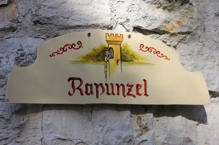 Close-up Communication Day Handwriting  No People Outdoors Rapunzel Rapunzel's Tower Text Western Script First Eyeem Photo