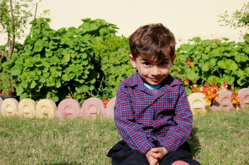 Hello World Kid Children Of The World Kurdstan