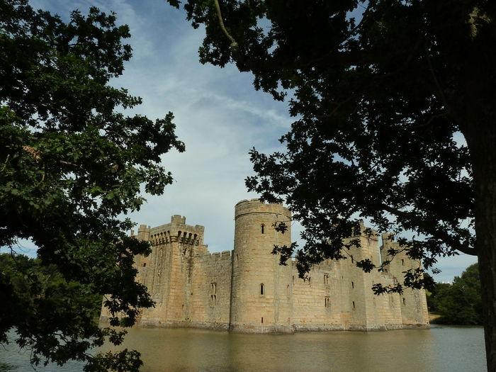 Bodiam Castle Castle Moated Castle Moat