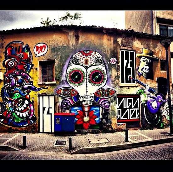 Graffiti Streetphotography Street Art Walking Around