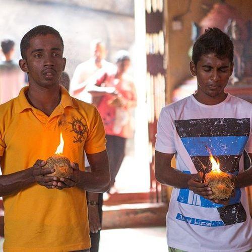 Burning the evil inside Religious  Sentimental Sacred Burningevil Intense Faceexpressions SriLanka Natgeo Natgeotravel Travelchannel Cntraveler Phtotjournalism BBCTravel