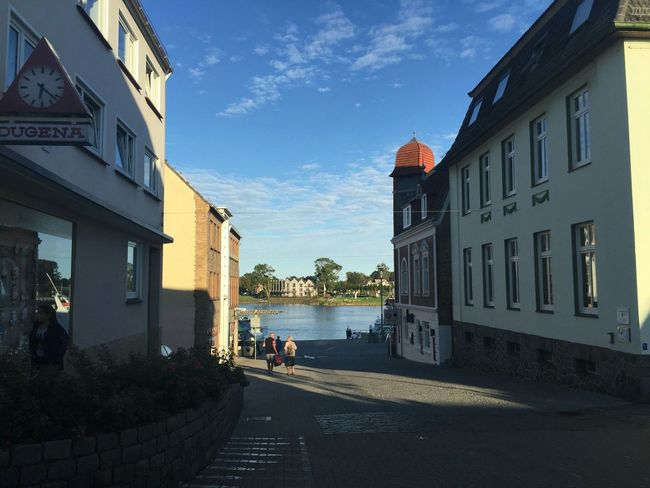 Kappeln Schlei Harbour View Iphone6 IPhoneography Sorcerer86 Nofilter