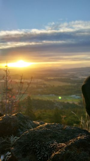 Table Rock Southern Oregon Valley View Early Morning Adventures Sunrise