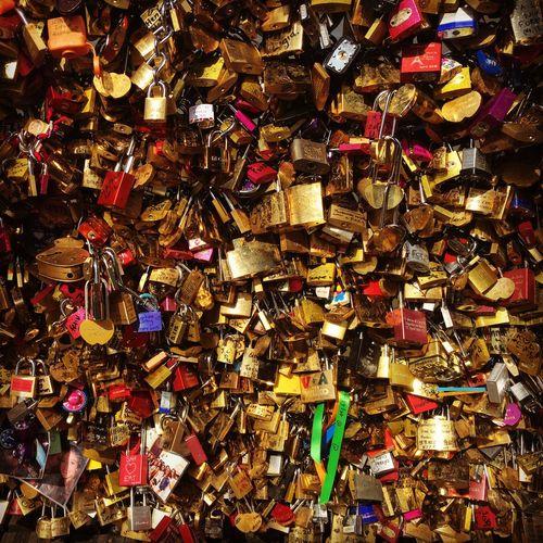 Abundance Of Locks