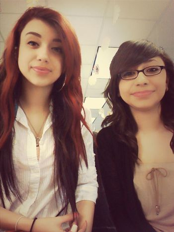 Arianna And Me