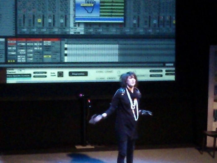 Imogen Heap! @ #digitrans