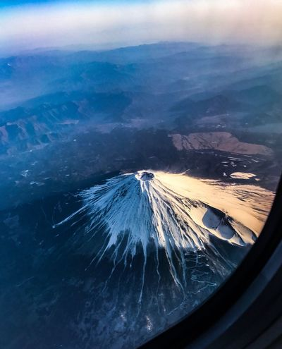 富士山 Iphone7
