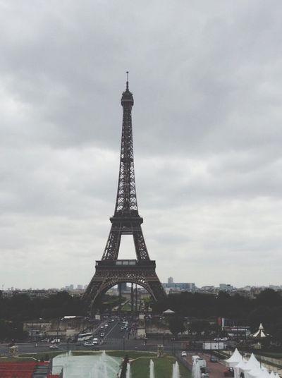Paris Tour Eiffel L'amour Adieu Moncheri