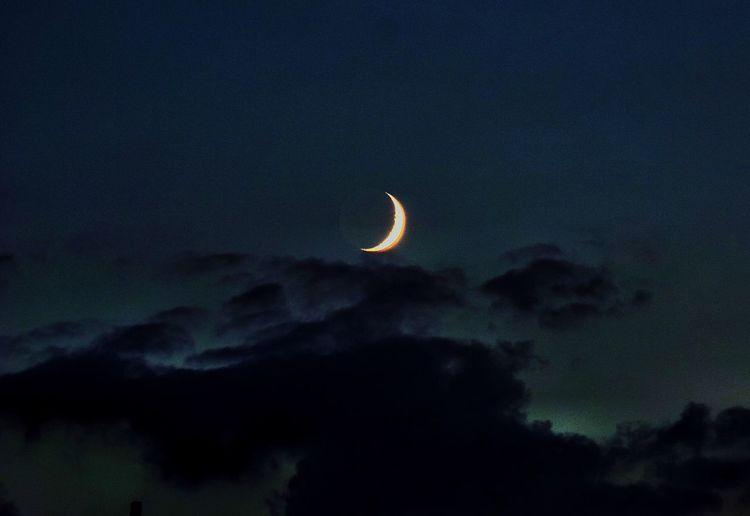 💚 Moon First Eyeem Photo