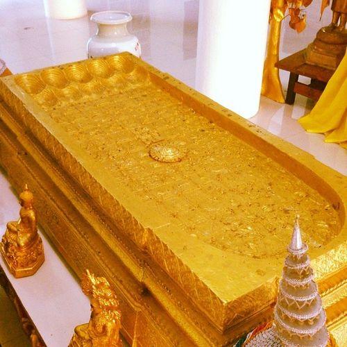 Budha Foot Print Thailand Samui