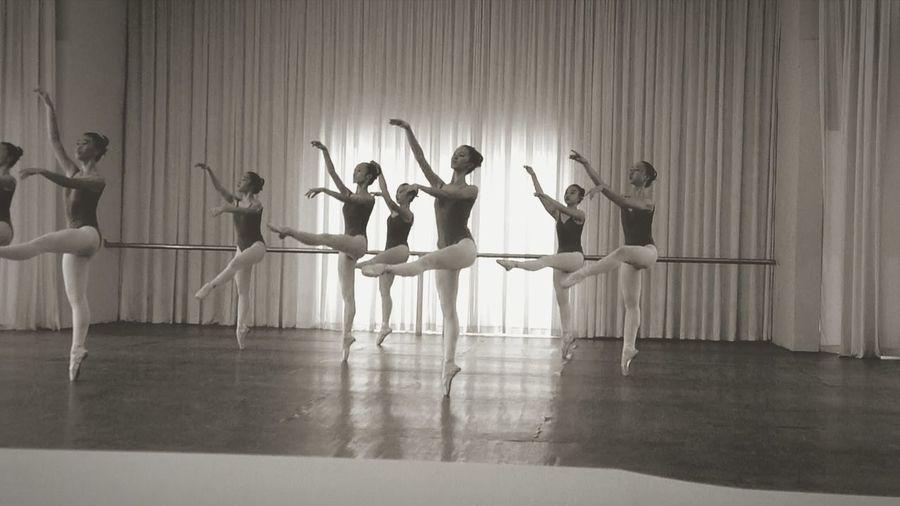 Dancing Exam!