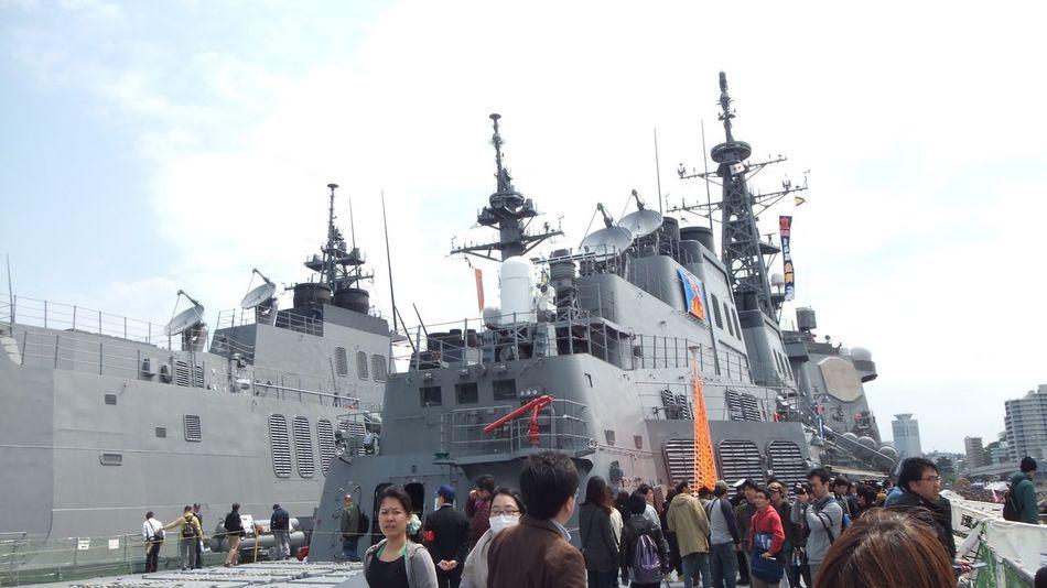 横須賀 海上自衛隊