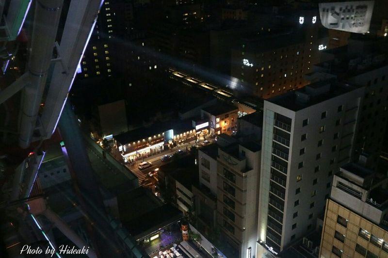 観覧車 Sapporo NORUBESA Ferris Wheel 夜景