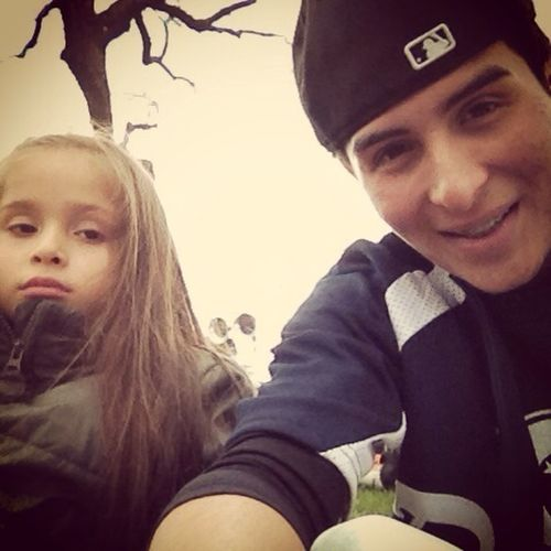 Chillin With My Niece