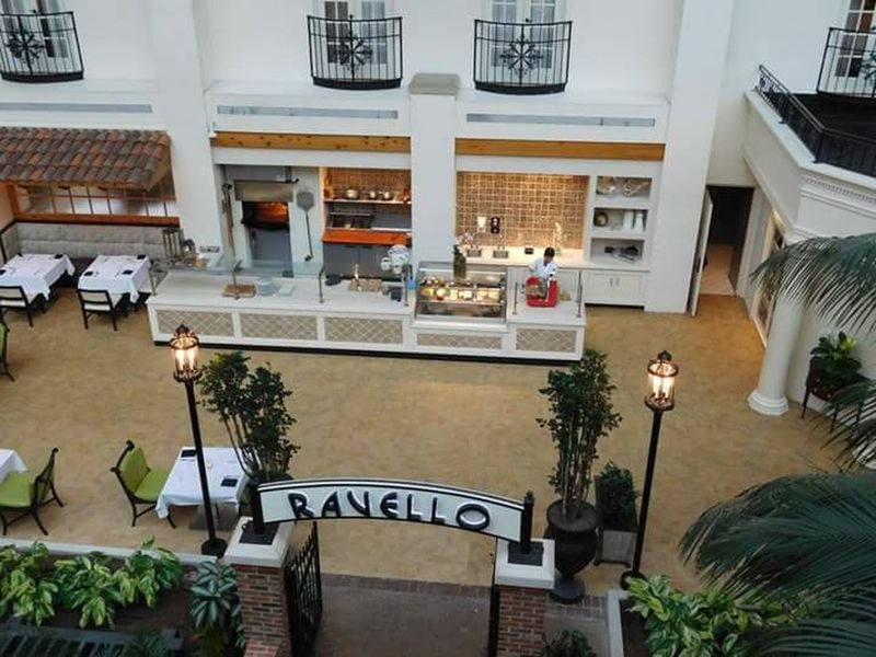 Ravello Restaurant Gaylord Opryland Resort