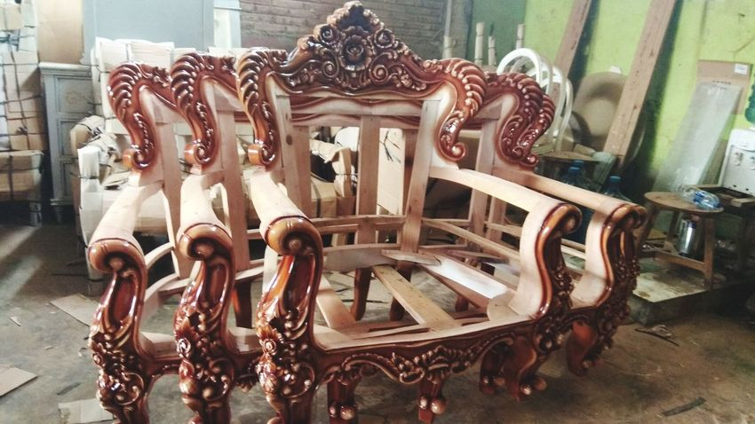 Kursi Sofa Mewah Ukir Klasik Chair Mebel Furnitures Furniture Design Photography Jepara Kursi Masjid Al-Haram المسجد الحرام Classic Jakarta New York Ukiran England Carving