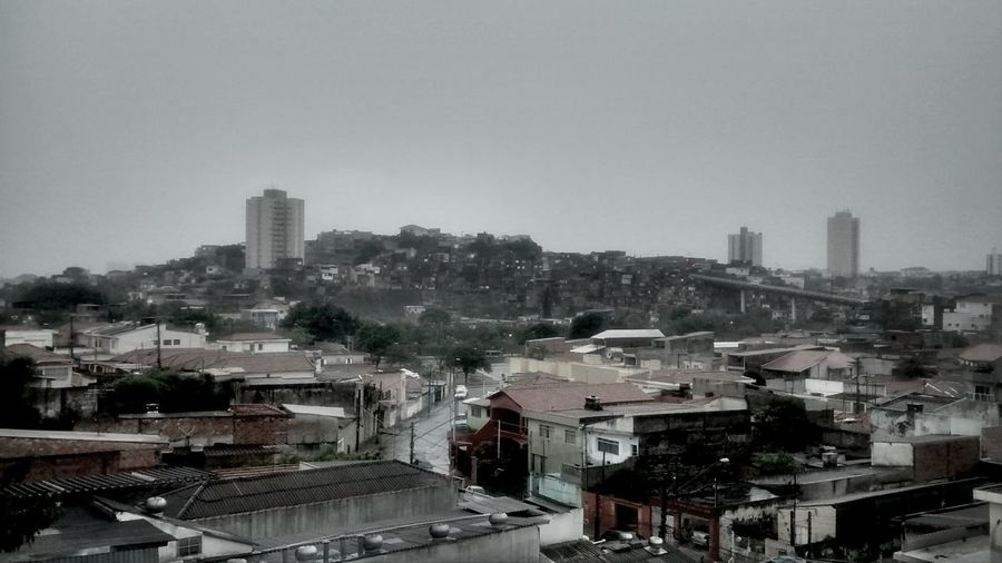 On Cloudy and grey days ... Everything is like tears in the rain Rain Clouds Cityscapes