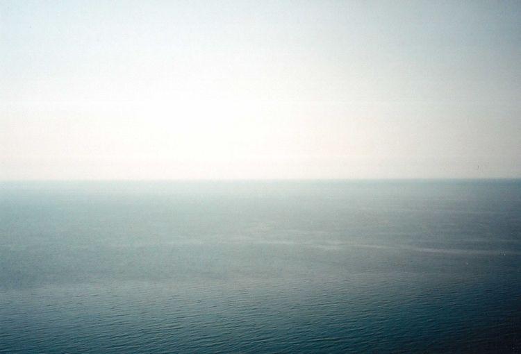 35mm Beauty In Nature Black Sea Blue EyeEm Best Shots EyeEm Nature Lover Film Horizon Horizon Over Water Idyllic Mju2 Mjuii Nature No People Ocean Olympus Outdoors Sea Seascape Sky Water