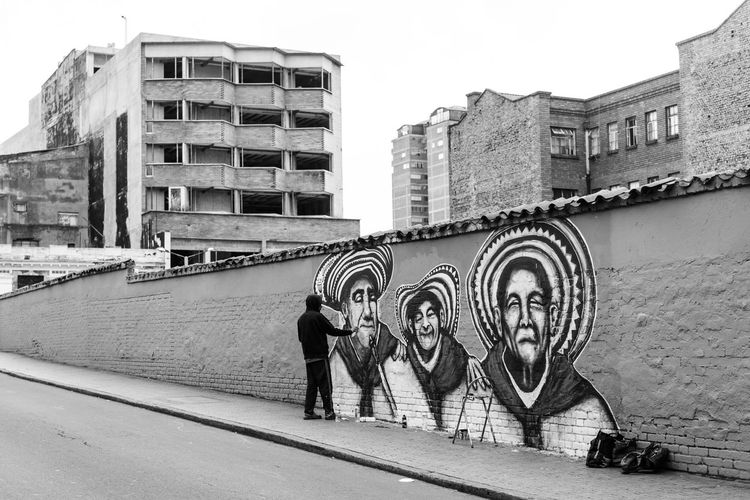 Artist Bogotá
