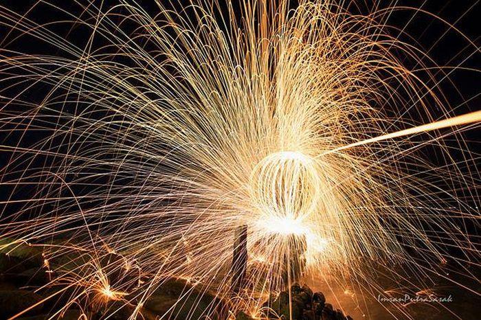 fire Lightpainting Longexposure Nightshot Imranputrasasakgalery