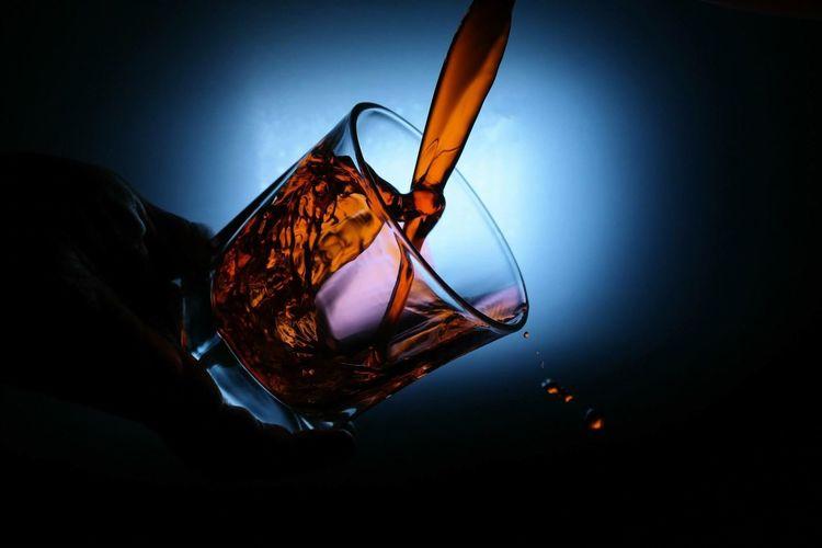 Glass Liquid Lunch Wine Highspeedshutter No Flash Lebanon Showcase March