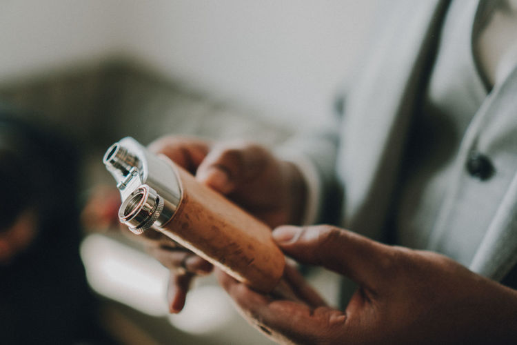 Berlin Light Moments Wedding Wedding Photography Close-up Focus On Foreground Hand Holding Human Body Part Human Hand Indoors  Interior Lifestyles Men One Person Real People Social Issues