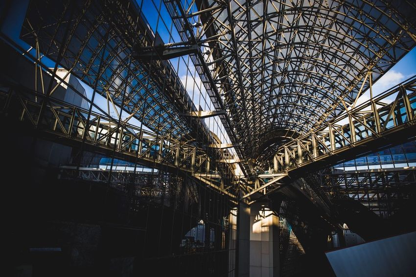 Showcase March Architecture Architecture_collection Kyoto Kyotostation Japan Photography The Architect - 2016 EyeEm Awards The Architect - 2015 EyeEm Awards
