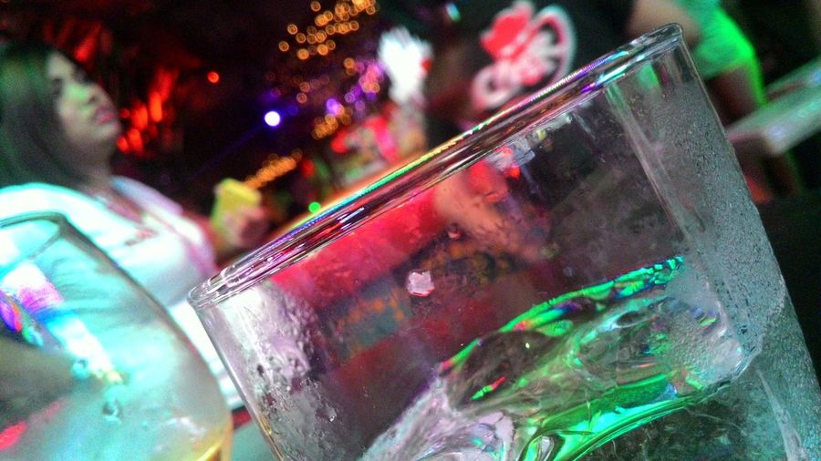 Electronic Music Shots Nutji Drinks Relaxing Time Midnight Nutji.drinks