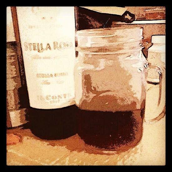 Wine time ~ Stellarosa Semisweet Ilconte 1917 Costco Awesomedeal 4 bottles for $35 !!! Ilovecostco Bargain