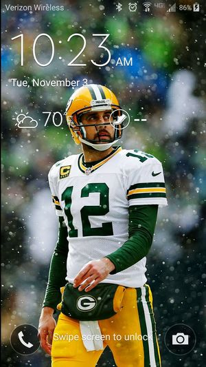 Yess, i found a perfect wallpaper for my phone. 💖 Green Bay Packers Packers Aaron Rodgers