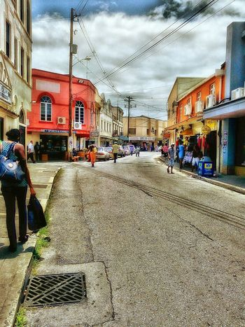 A Trek Into The Capital. Live Love Shop Welcome To My World Enjoying Life Check This Out Man Made Structure Beautiful People People Photography Walking Around The City  EyeEm Gallery Up Close Street Photography Hi! Shopping ♡ Watching People Fine Art Photography Color Explosion Beauty In Ordinary Things Bridgetown Barbados 2016