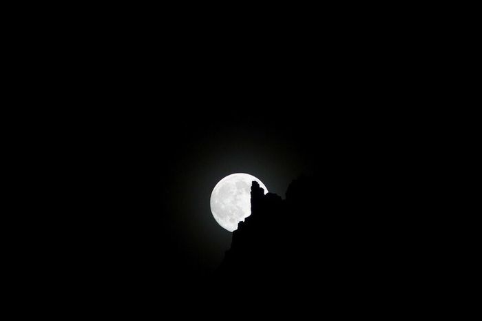Moon Check This Out Night Vision EyeEm Best Shots