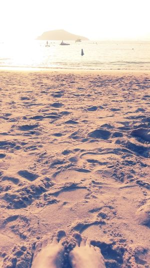 Enjoying The Sun Its Me Sand Holiday
