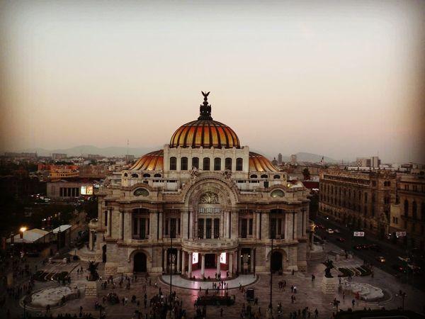 Palacio De Bellas Artes #palace #BellasArtes #arquitecture #CDMX #vacations