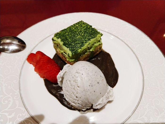 Dessert Ice