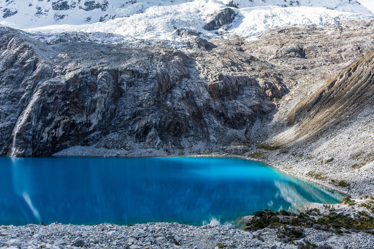 Andes Hiking Huaraz Landscape_Collection Mountain View Nature Nature Photography Peru Azul Blue Water Glacier Lake Lake View Landscape Landscape_photography Mountain Mountain Range Mountains Nature Nature_collection Naturelovers Outdoors Photographer Photography Scenics