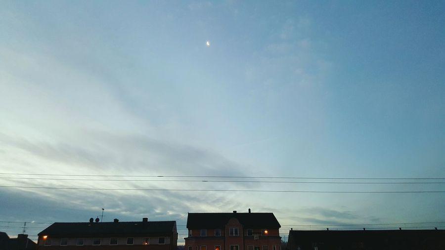Sky Moon Sky