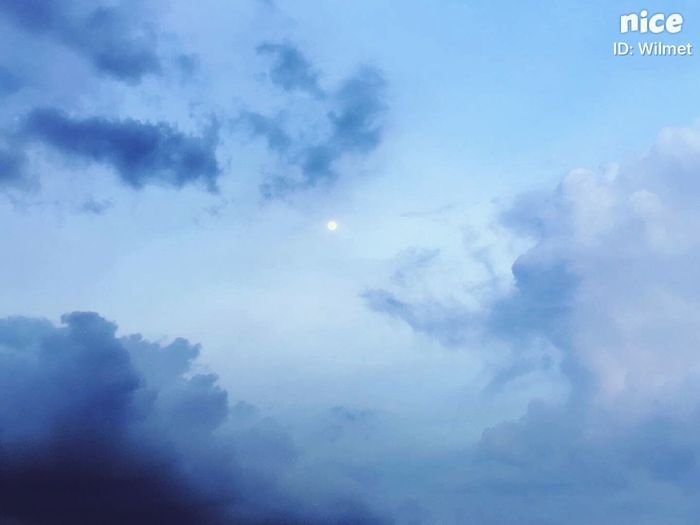 Sky Low Angle View Nature Cloud - Sky No People Tranquility Beauty In Nature Outdoors Scenics Day