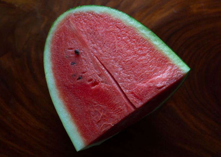 Watermelon Tropical Summer Food Food And Drink Red Healthy Eating Fruit Freshness Close-up Wellbeing SLICE No People Still Life Indoors  Juicy Melon Ripe High Angle View Single Object Studio Shot Raw Food Pink Color Dieting
