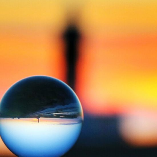 Lighthouse Garskagaviti Glassballphotography Sunset #sun #clouds #skylovers #sky #nature #beautifulinnature #naturalbeauty #photography #landscape Sunset In Glassball Beauty In Everything Capture The Moment Nature On Your Doorstep Sunset_collection