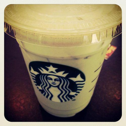 ดื่มหั้ยตัวเขียว Starbucks Icegreentea Themall Ngamwongwan
