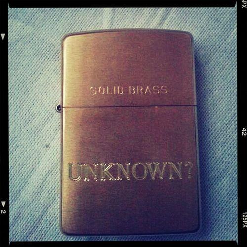 Unknown Merchandise