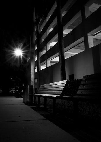 Alone Black Blackandwhite Photography Building City Dark Dark Night Darkness And Light Empty Illuminated Night Nighttime No People Silence Silent Night Street Light Street Night The Way Forward Walkway