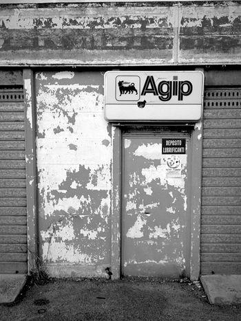 An old fuel station In A Sea Town Urban Landscape Streetphotography NEM Street IPhoneography NEM Memories Fortheloveofblackandwhite NEM Black&white