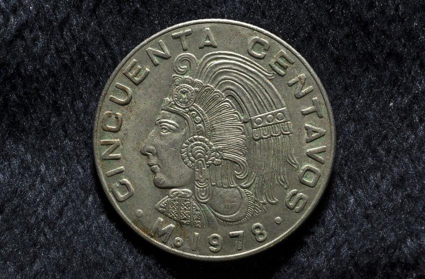 Macro Photography Macro_collection Macro Nikkor Nikonphotography Nikon Mexico Monedasantiguas Moneda Coin Aztec Azteca Aztecs Aztecas