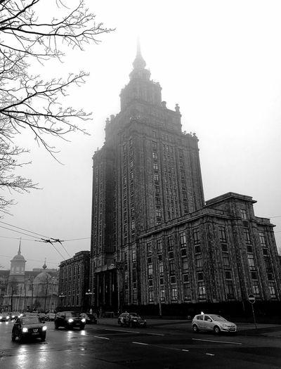 Building Soviet