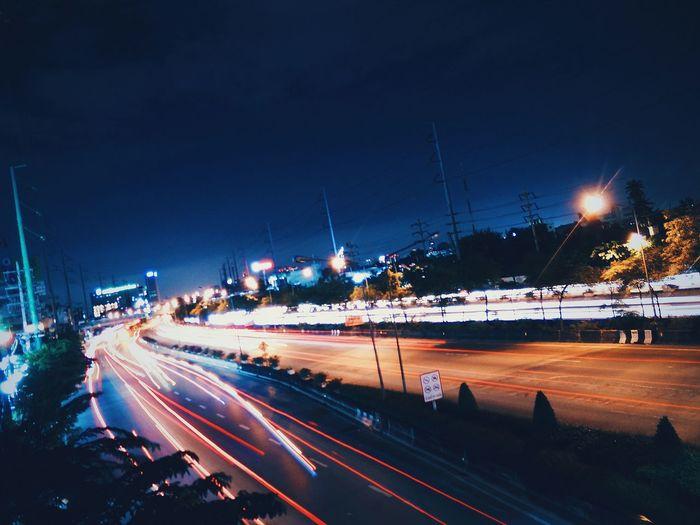 lovely street. Taking Photos Bangkok Slowspeed Mobile Photography Happy Nightphotography Roadphotography Lightflow Chilling Enjoying Life